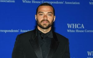 In this April 30, 2016 file photo, Jesse Williams attend the White House Correspondents' Association Dinner in Washington.