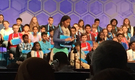 Arkansas girl, 10, advances at National Spelling Bee