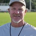 Prairie Grove football coach Danny Abshier