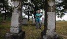 Forgotten North Little Rock graveyard earns a fan