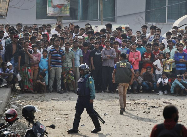 Bangladesh Police Arrest 8200 in Crackdown