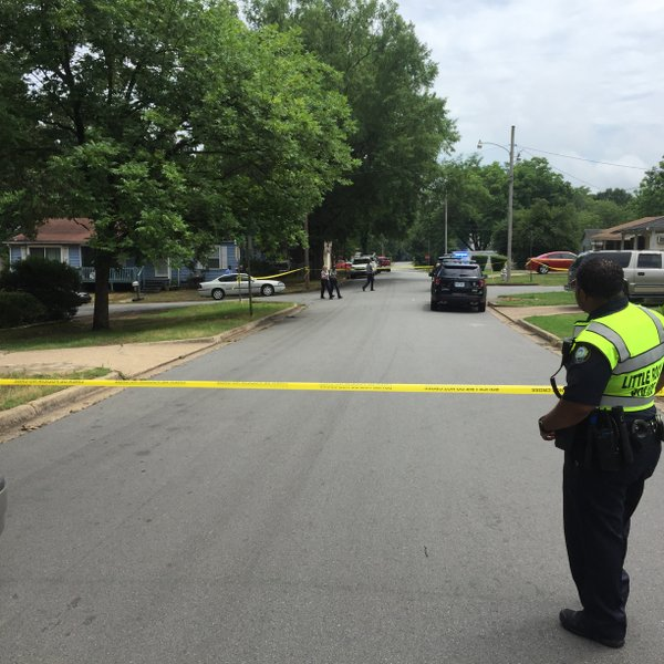 Police Investigating Shooting In Little Rock