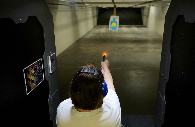 No Rush For Guns In Arkansas After Massacre