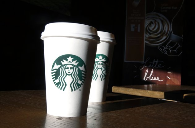 file-in-this-this-friday-jan-17-2014-file-photo-starbucks-cups-are-shown-mugs-in-a-cafe-in-north-andover-mass-a-federal-judge-in-san-francisco-ruled-on-friday-june-17-2016-that-a-lawsuit-claiming-the-seattle-based-coffee-chain-under-fills-its-lattes-can-move-forward-ap-photoelise-amendola-file