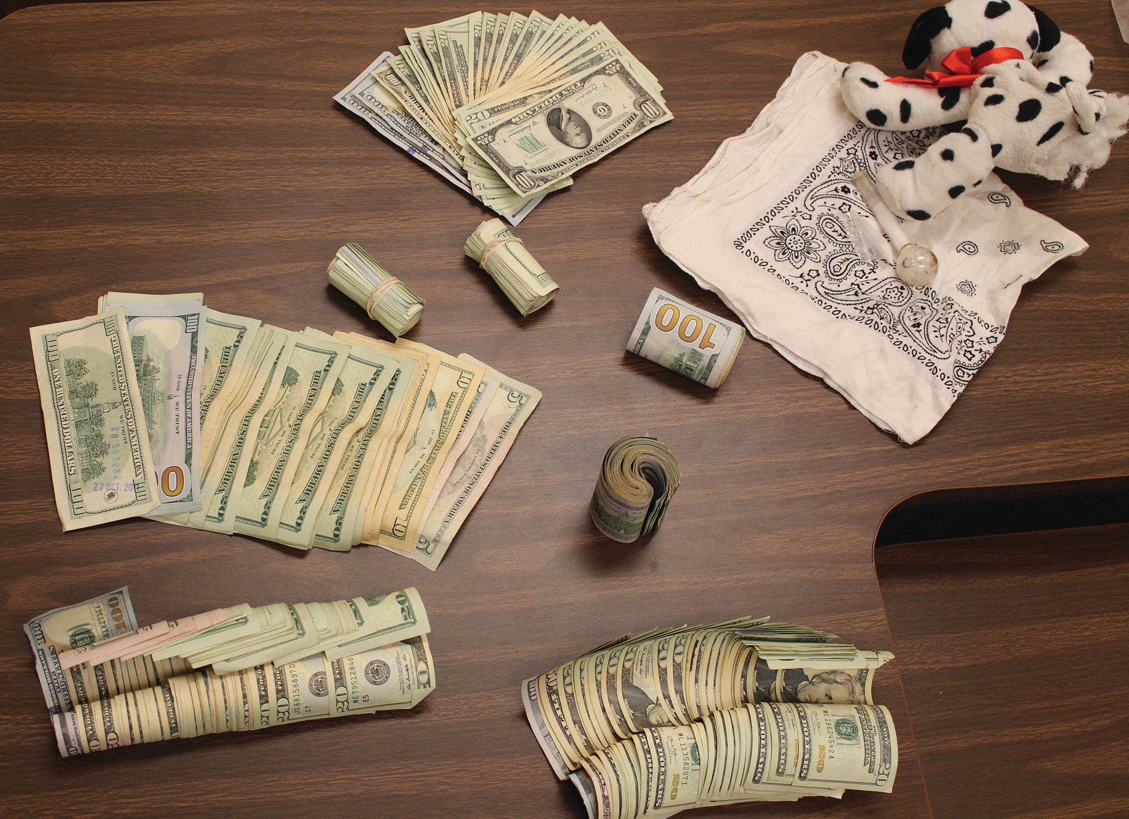 Traffic stop leads to major drug bust in South Portland