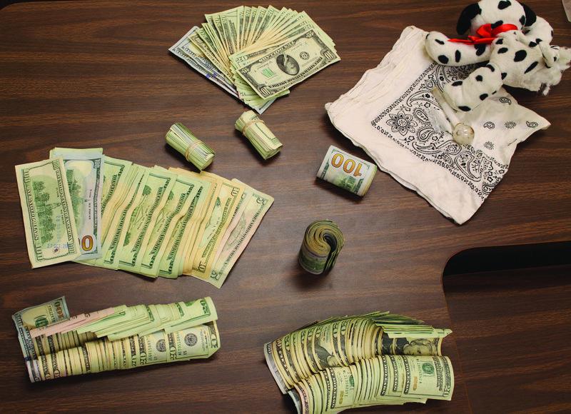 5 arrested in multi-agency drug investigation