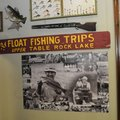 Photographs and memorabilia from J.D. Fletcher's 40-plus years as a fishing guide are on display at ...