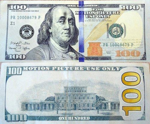 bills  100 Dollar Bill  Page 4