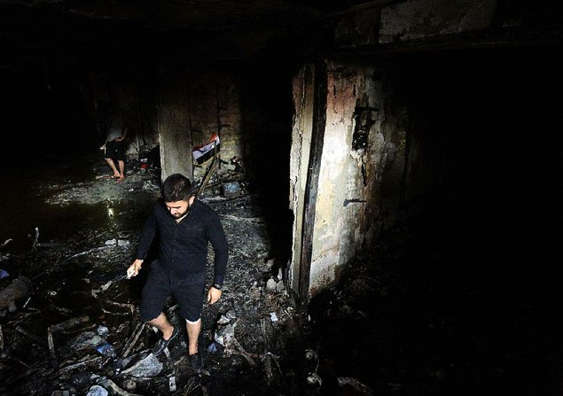 Death toll from Baghdad blast rises to 292