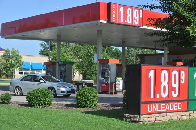 Gas prices still heading south nwadg for Lowe s fayetteville ar