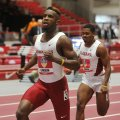 The accolades keep coming for former Arkansas sprinter Jarrion Lawson, who was selected the Roy G. K...