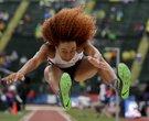 Razorbacks at U.S. Olympic trials