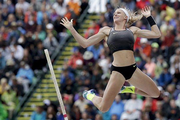 Hogs in Rio: Bad wrist put Sandi Morris' Olympic spot in danger