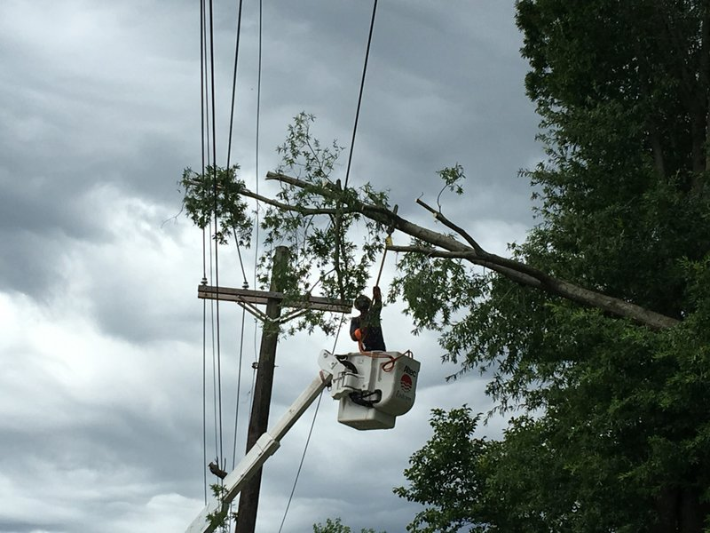 Entergy: Some customers may be without power through Tuesday