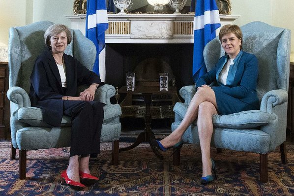 Britain moves against another Scottish independence vote