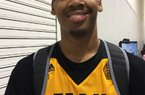 Arkansas forward target Garrison Brooks had a good showing at the Adidas Summer Championships in Las Vegas.
