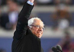 Arkansans exult in Sanders' campaign run