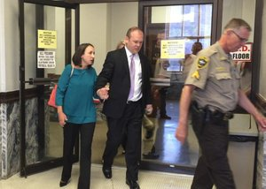 Judge to rule on missing video on 1st day of Naramore's trial in son's hot-car death