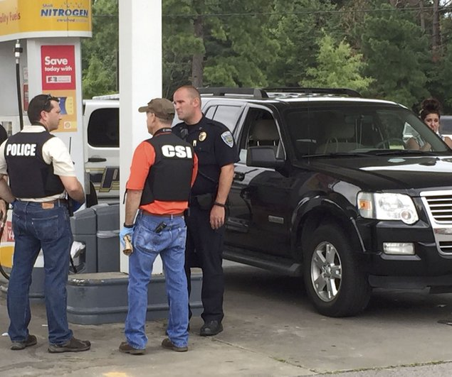 Two Injured After Shots Fired At Fayetteville Gas Station