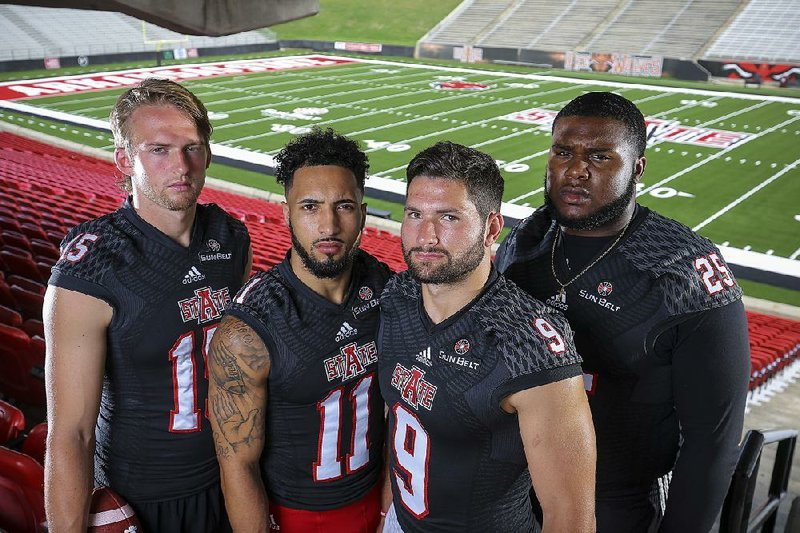 Influx Of Uncertainty Red Wolves Counting On Power 5 Transfers