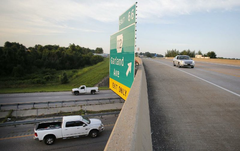 Bidding near for I-49 projects to loosen traffic in state's NW