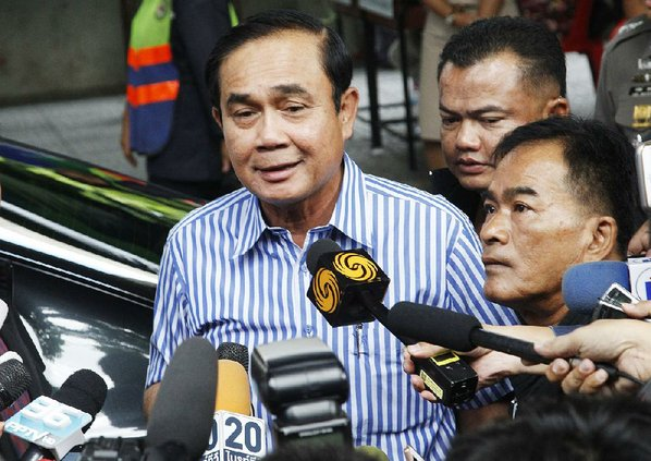 Thai Prime Minister Confirms General Elections to Be Held in 2017