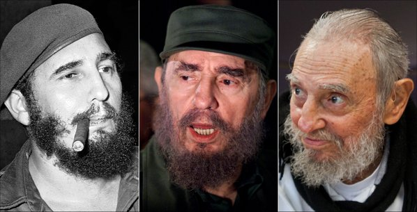Fidel Castro thanks Cuba, critiques Obama on 90th birthday