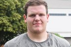 Junior offensive lineman Blaine Scott plans to make a return visit to Arkansas.