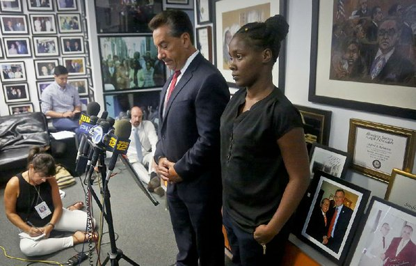 Akai Gurley's Family Settles With New York City Over Police Shooting Death
