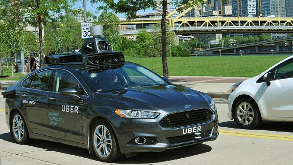 Uber Unveils Ambitious Plan for Self-Driving Car Research