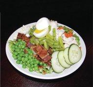 The Cobb Salad ...