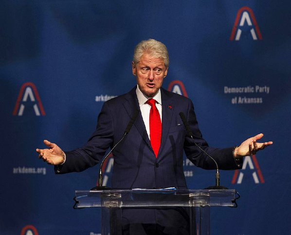 Bill Clinton Defends Clinton Foundation: 'We're Trying to Do Good Things'