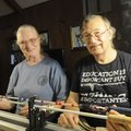 Arkee Rods is truly a home-based business. Roberta and Bill Klindworth make the fishing rods in the ...