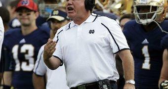 Notre Dame Coach ...
