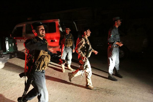 Militants attack American University campus in Afghan capital