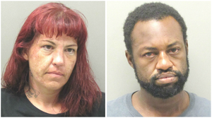 2 arrested after Arkansas woman bound with duct tape, beaten, officials say