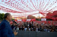 Turkey President Recep ...