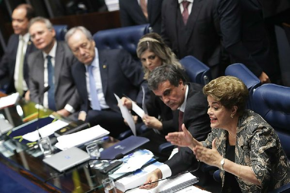 Brazil's Dilma Rousseff faces judgment day in Senate