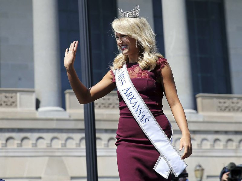 Miss Arkansas pageant lands in Little Rock
