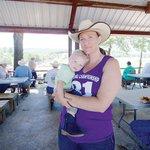 31st annual National Championship Chuckwagon Races, Clinton