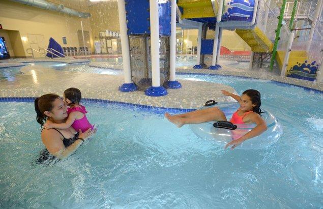Bentonville community center named best in state for Bentonville pool