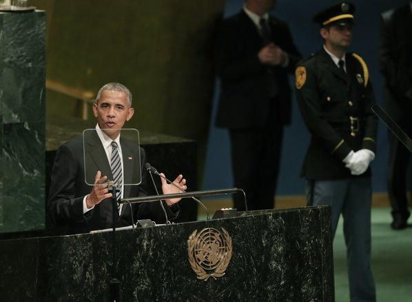 50 countries to take in 360000 refugees this year: Obama