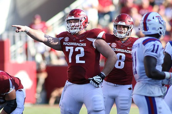 Arkansas, Allen make quick work of Alcorn State in 52-10 win