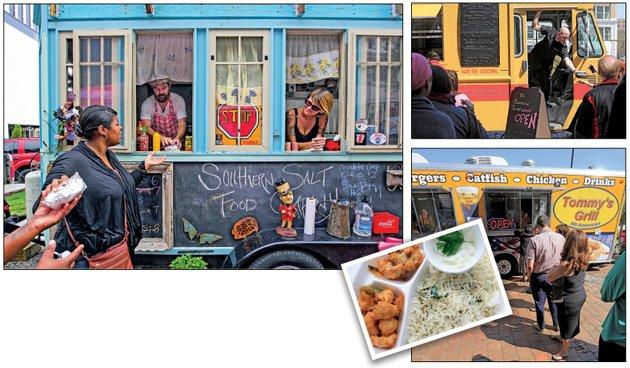 Fayetteville Food Truck Festival