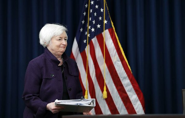 Fed Leaves Interest Rates Unchanged, Janet Yellen Responds to Trump