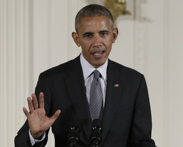 Obama Vetoes Bill Letting 9/11 Families Sue Saudi Arabia