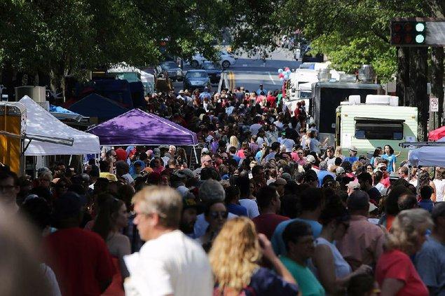 Food Truck Festival Little Rock