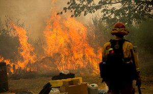 California Wildfires...