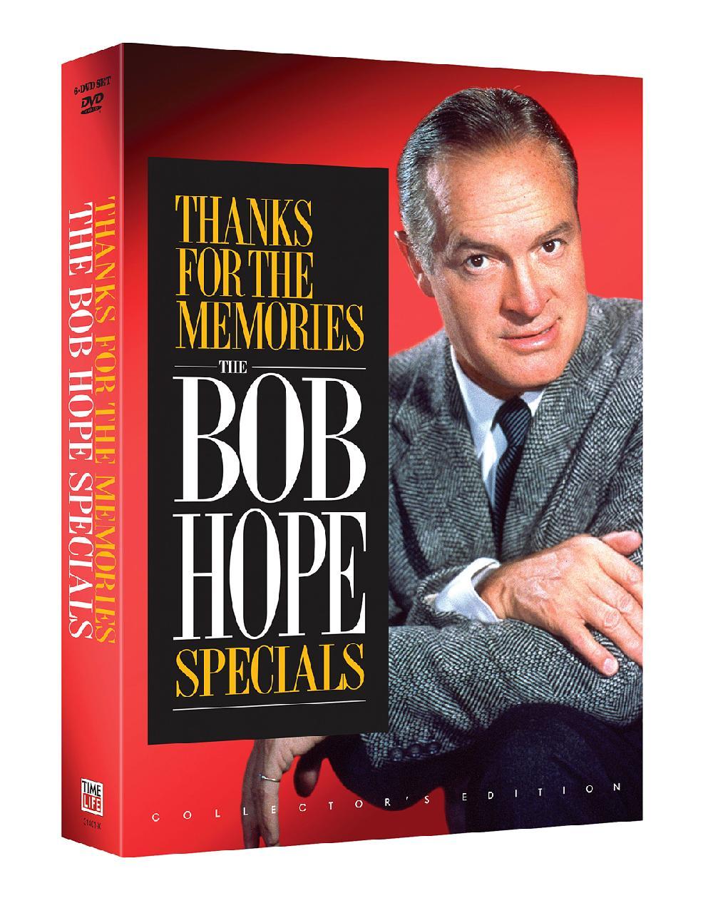 Bob Hope Specials bundle stars into funny skits, music