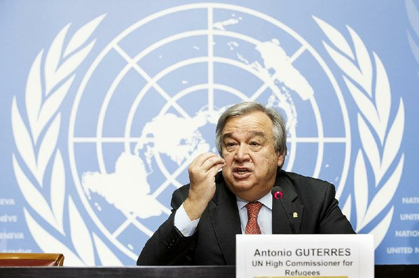 United Nations confirms former PM Guterres as new secretary